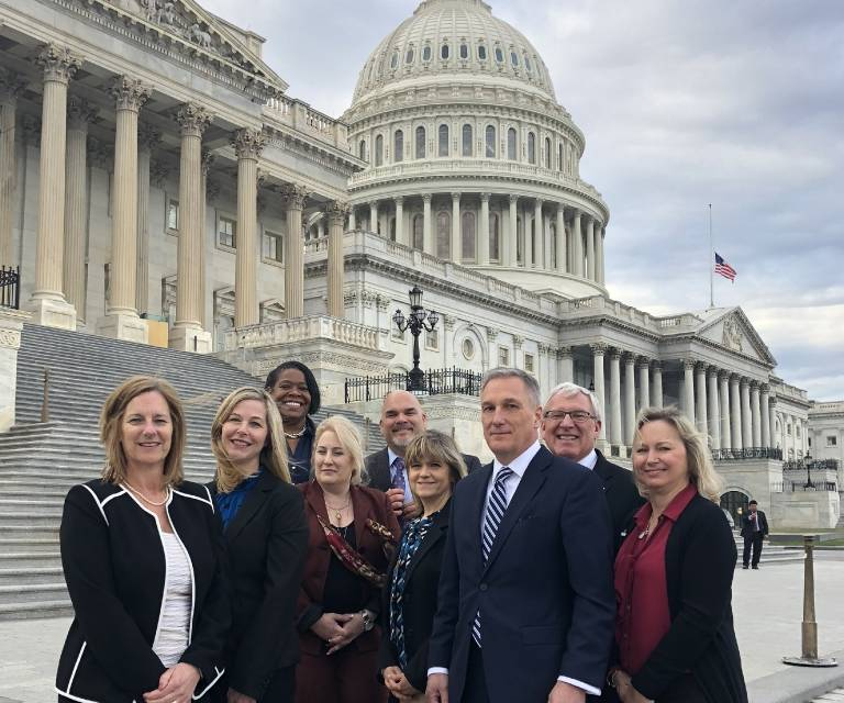 Capitol - Hike the Hill Group